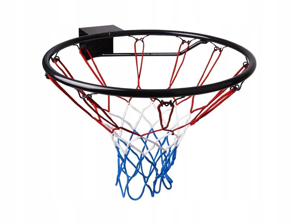 Veľký basketbalový obruč 45cm + mriežka