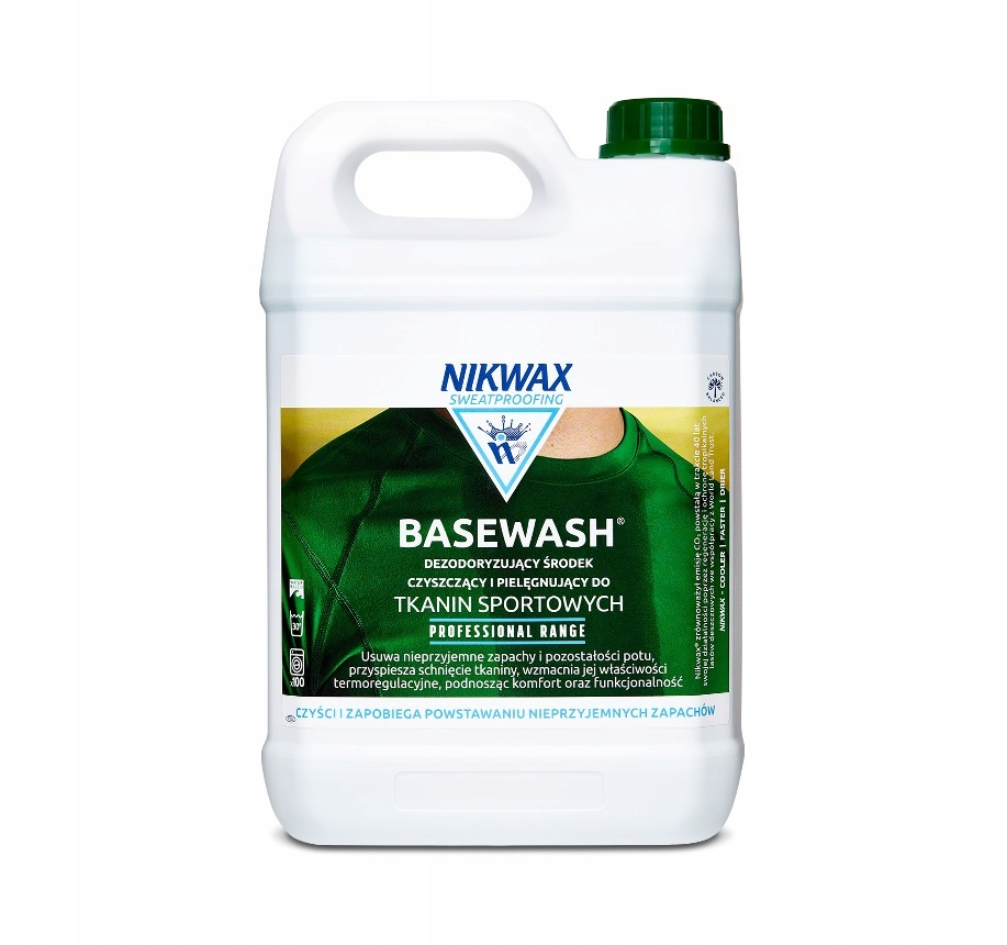 Nikwax Base Wash 5л для стирки спортивной одежды