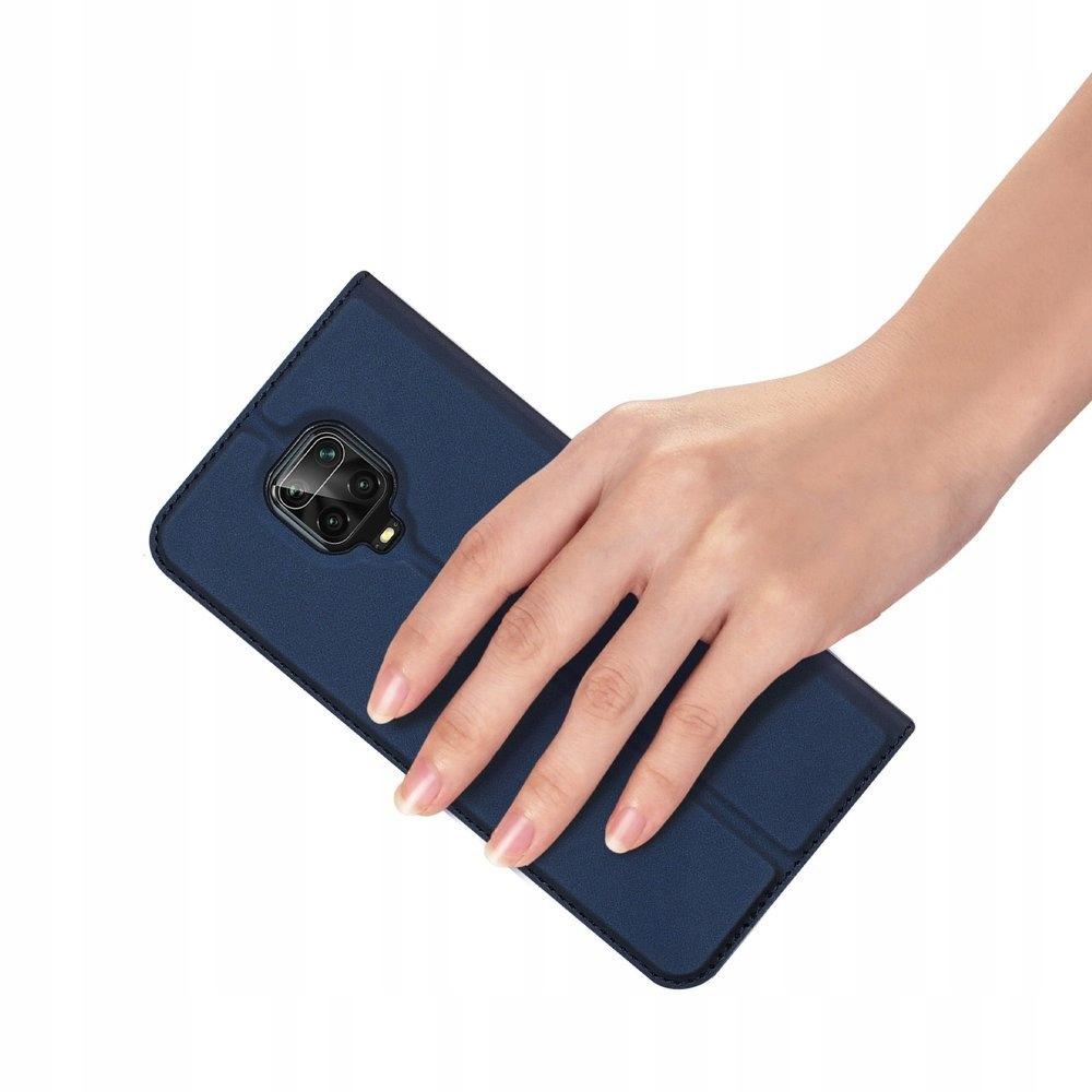 Etui DUX DUCIS do Xiaomi Redmi Note 9S / 9 Pro Kolor granatowy