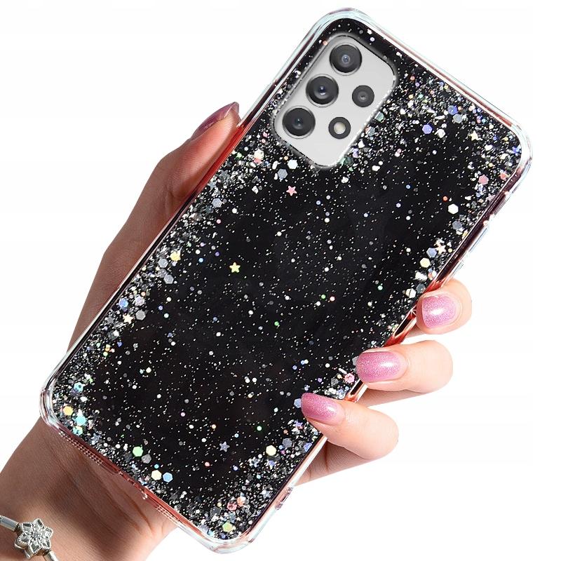 Etui BROKAT do Samsung Galaxy A72 CASE + SZKŁO 9H