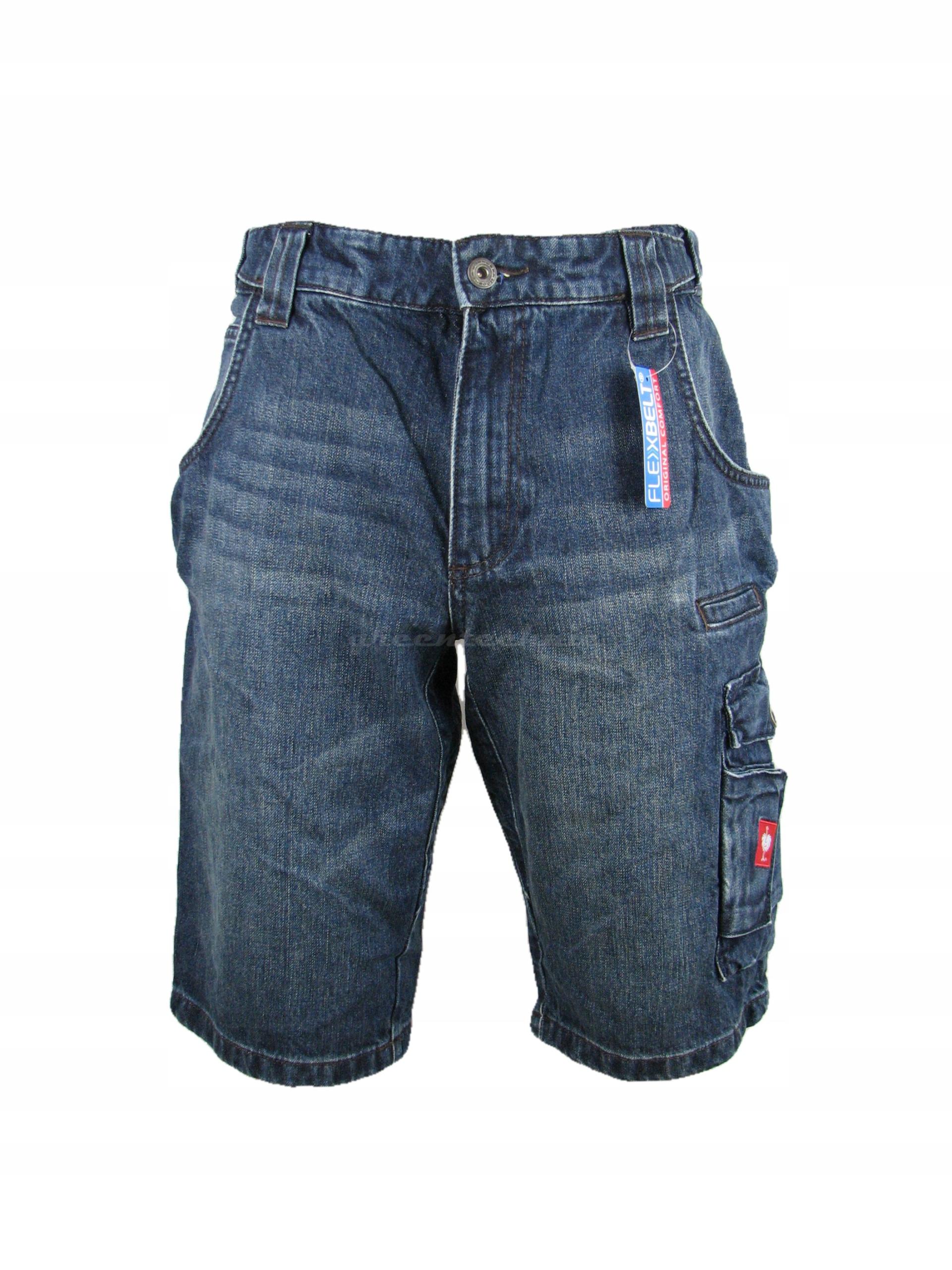 Купить Krótkie spodnie robocze jeans E.Strauss WORKER r54 на Otpravka - цены и фото - доставка из Польши и стран Европы в Украину.