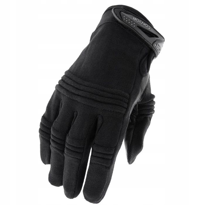 CONDOR Taktik TAKTICKÉ rukavice Čierne Ruže S