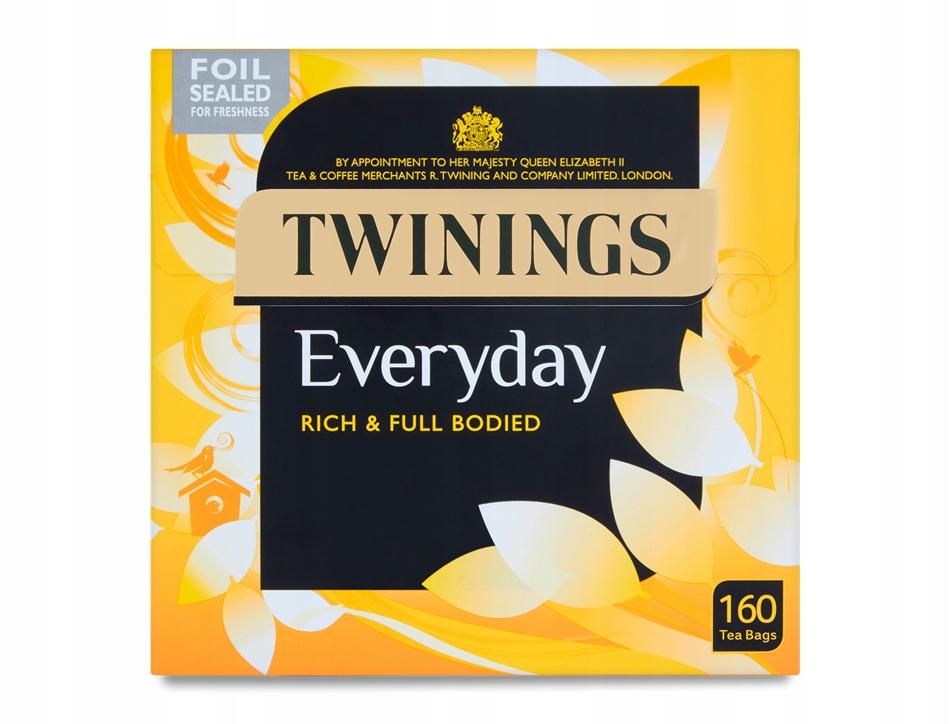 Twinings EVERYDAY 160шт Английский чай 464г
