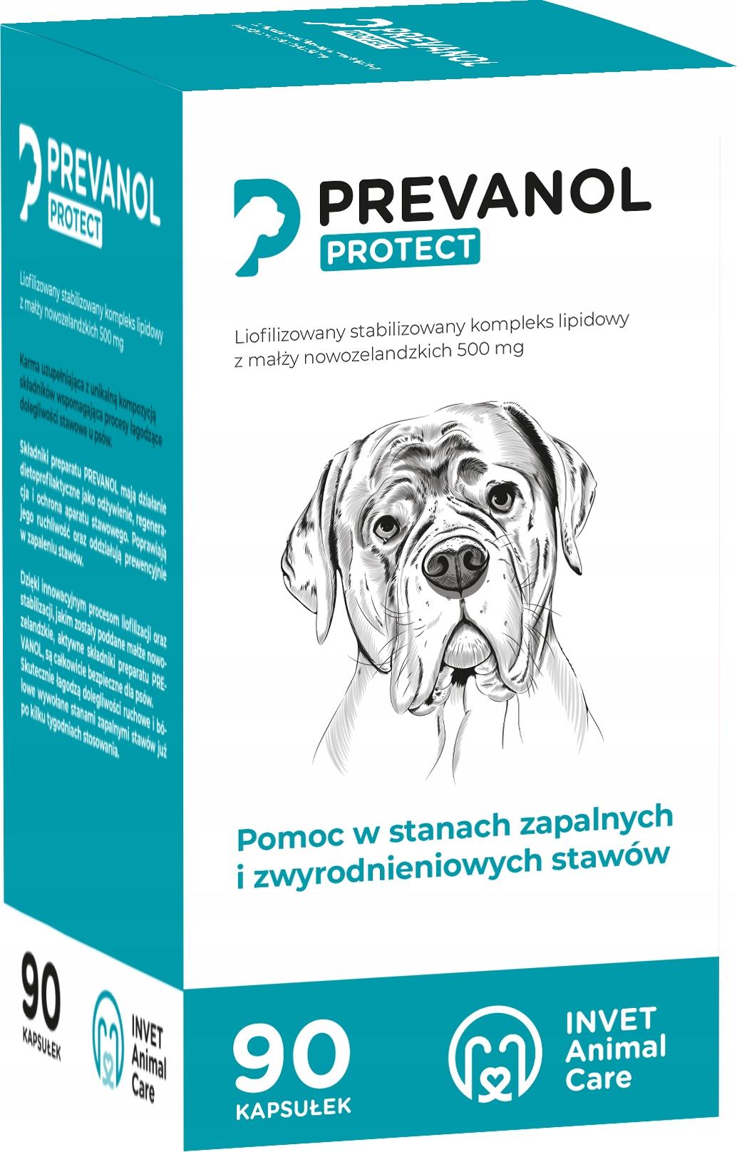 Prevanol 90 / karma uzupełniająca na stawy dla psa
