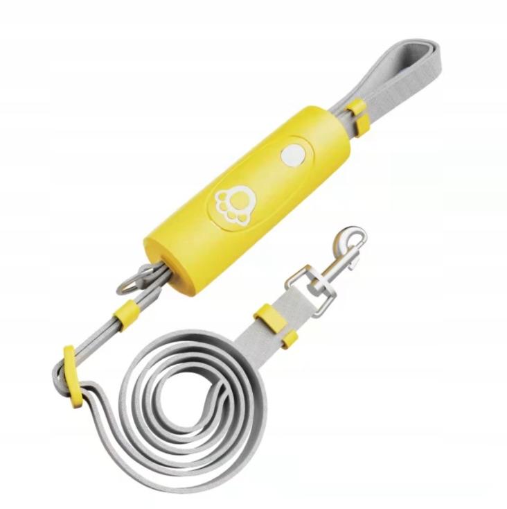 Поводок автоматический PINK FLEXI tape L / 3m 30kg