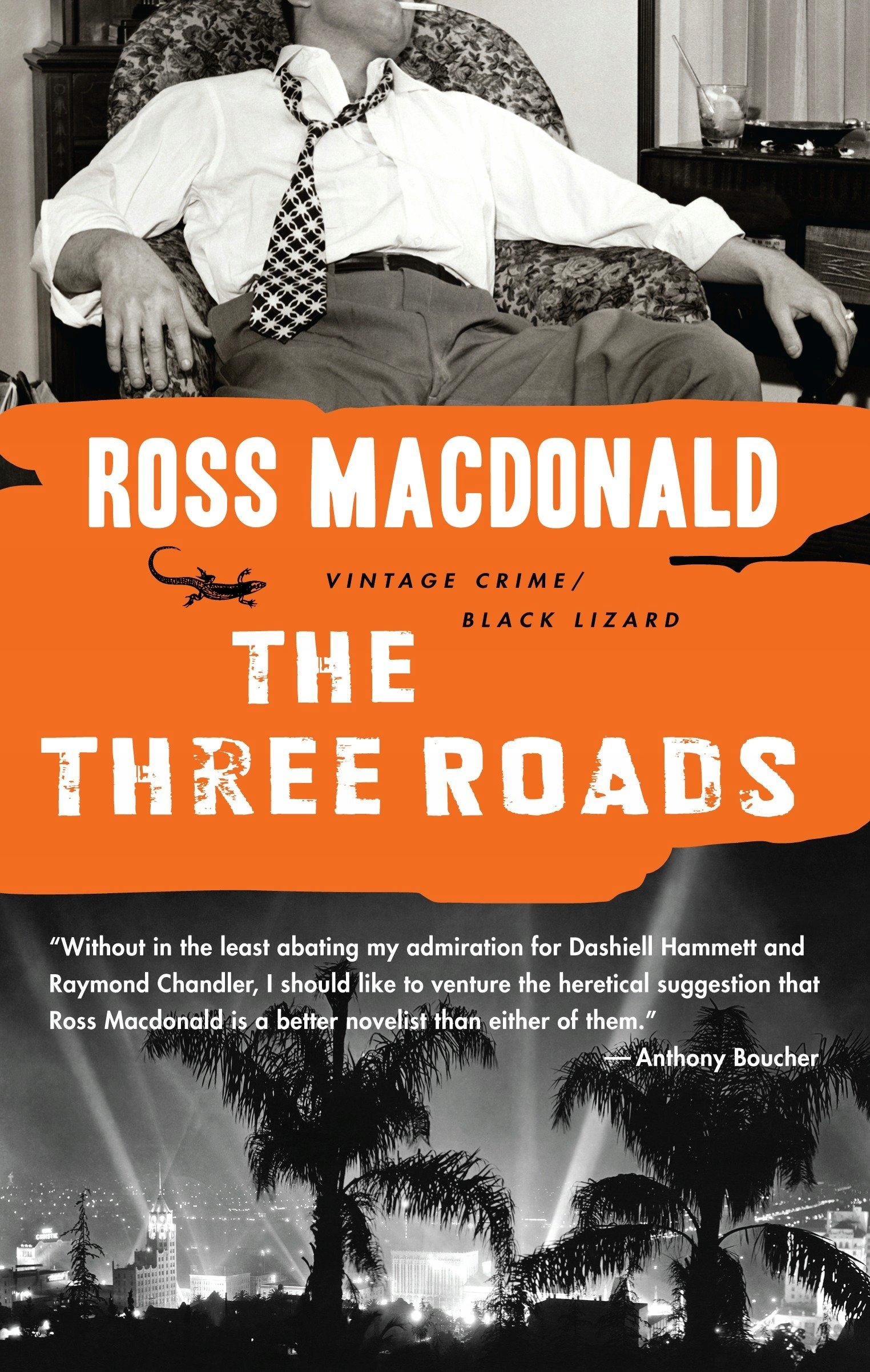 Ross MacDonald Troch Ciest (Vinobranie Trestnej Činnosti Bl