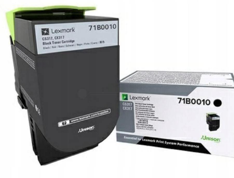 Lexmark Toner Cs / CX727, CS728 BLACK 13K 75B20K0