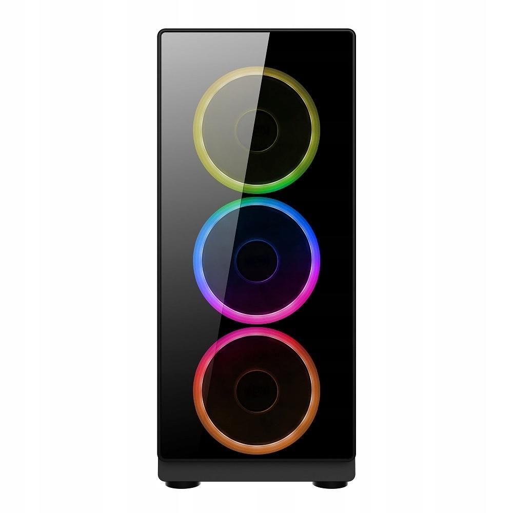 RGB DO GIER Core i7 RTX 2060 32GB SSD 480 +2TB W10 Taktowanie maksymalne procesora 3.8 GHz