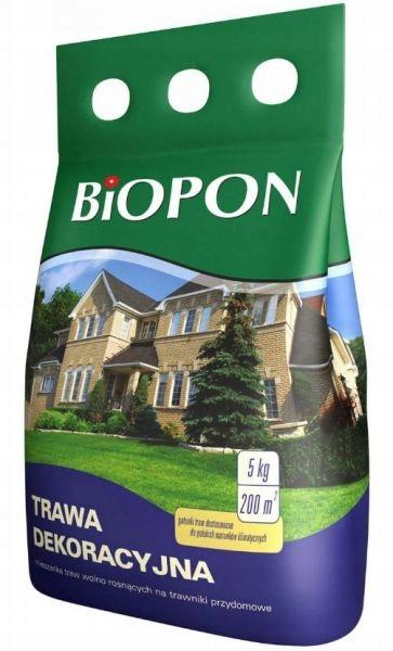 Trawa dekoracyjna Biopon 5 kg