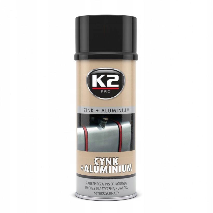 K2 CYNK  ALUMINIUM spray 400ml