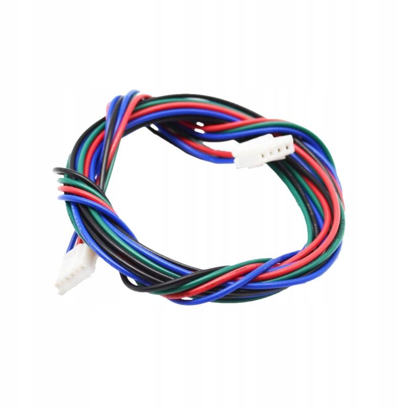Kabel silnika krokowego 100 cm XT2.5 4pin-6pin 9388677601 - Sklep internetowy AGD, RTV, telefony, laptopy - Allegro.pl