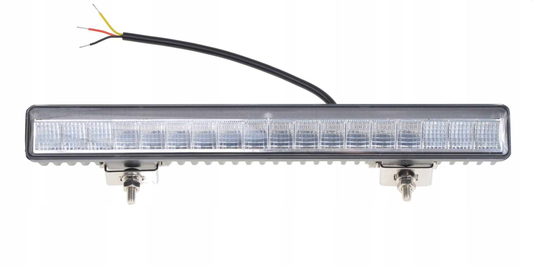 лампа дорожная +pozycja 48 led 45w+5w электрические