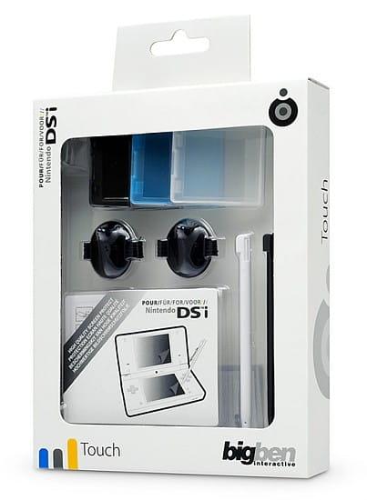 Купить DS Zestaw akcesoriów TOUCH - DSi на Otpravka - цены и фото - доставка из Польши и стран Европы в Украину.
