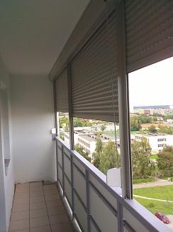 ВНЕШНИЕ ЖАЛЮЗИ балконная застройка в Жорах и всей полосе отвода.