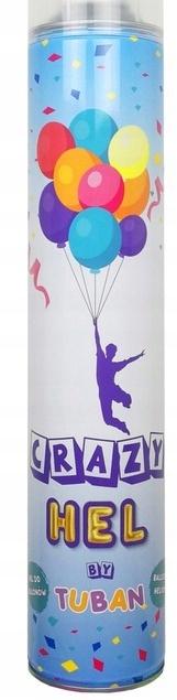 Гелий для воздушных шаров.