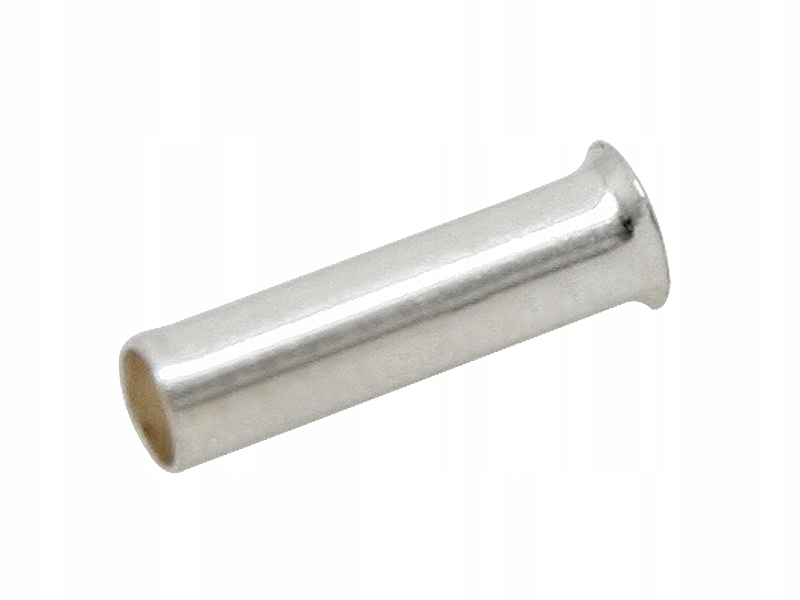 TULEJKA KABLOWA NIEIZOLOWANA TULEJKI 6mm 100szt
