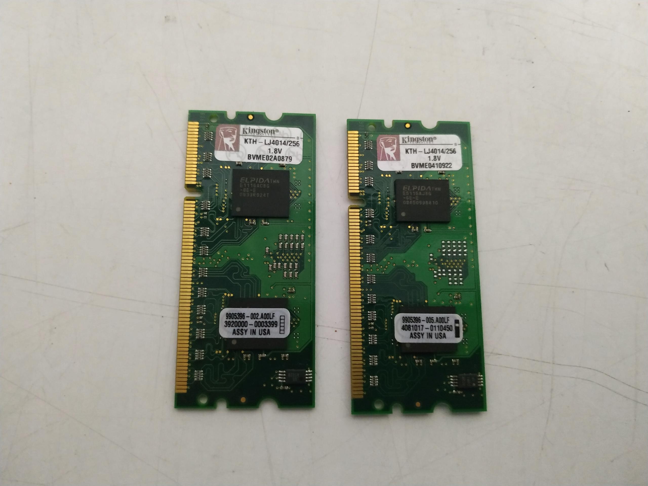Pamäť pre HP LJ 4014/4015 256MB 1.8V