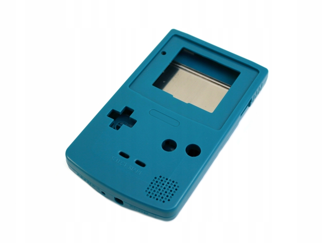 Item The body of the console Game Boy Color GBC [MARINE TEAL]