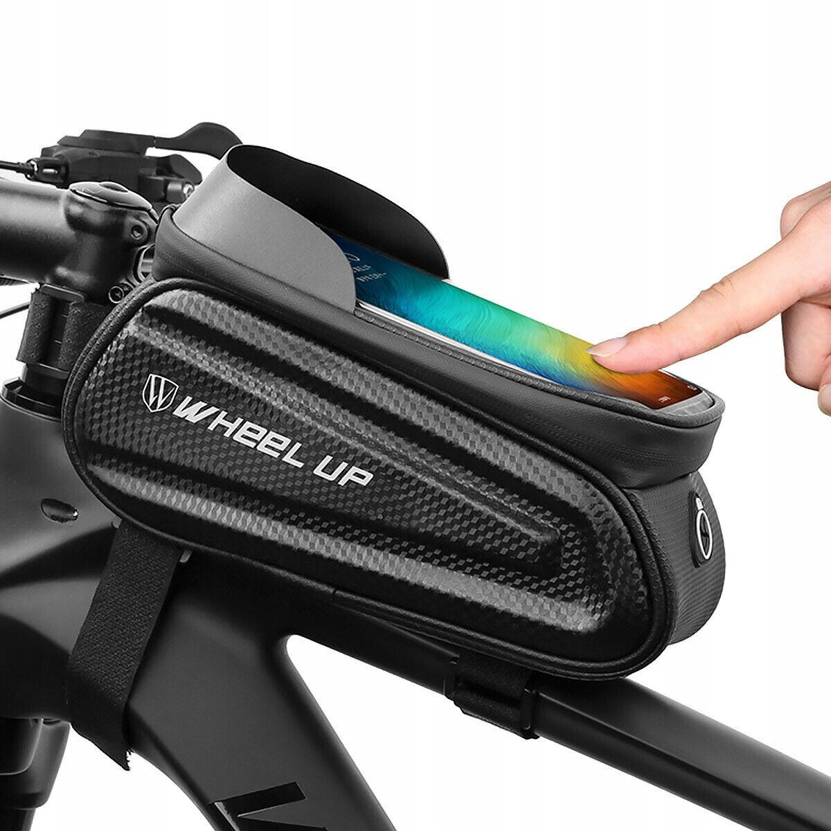 Водонепроницаемый велосипедный мешок Sakwa телефонный держатель