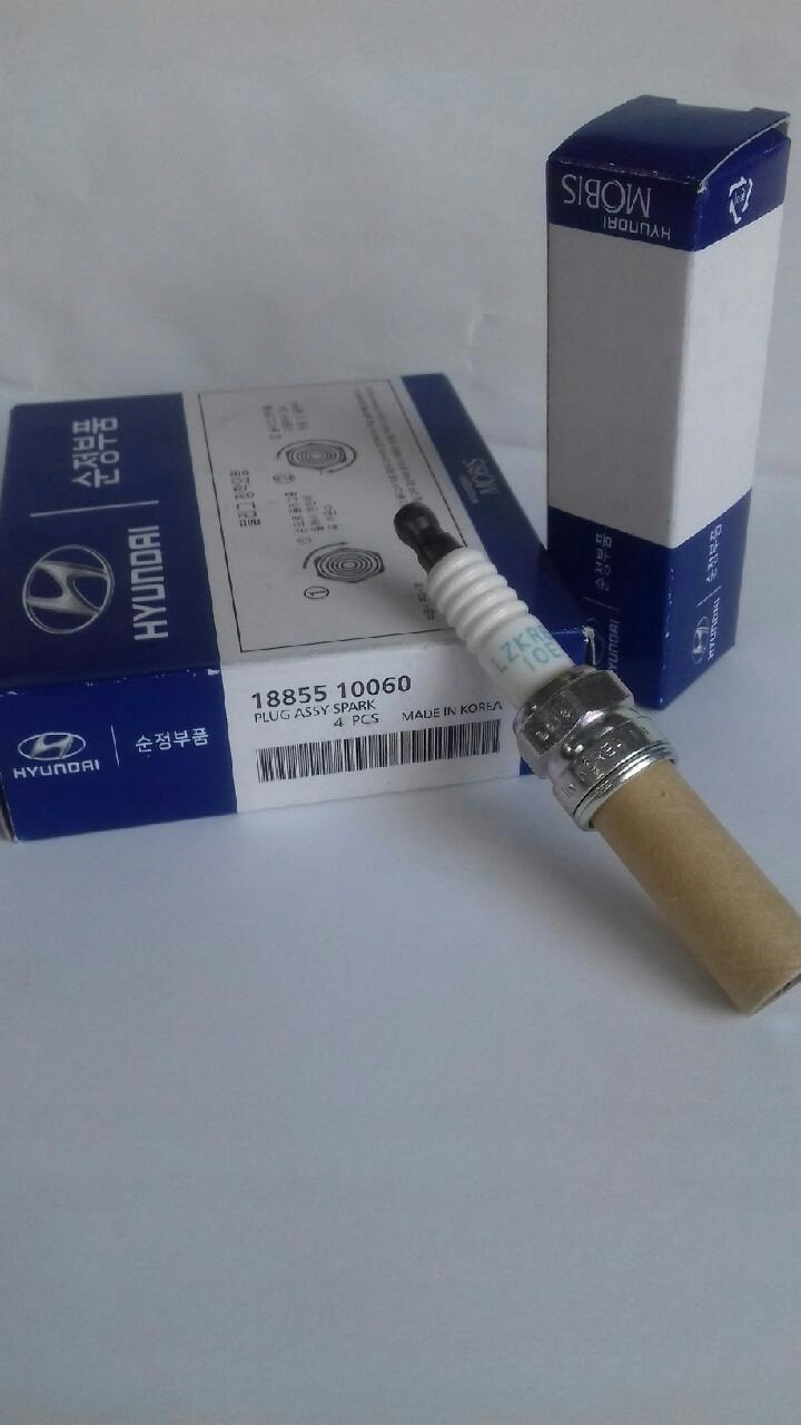 Свеча зажигания hyundai 1885510060 ngk lzkr6b-10e