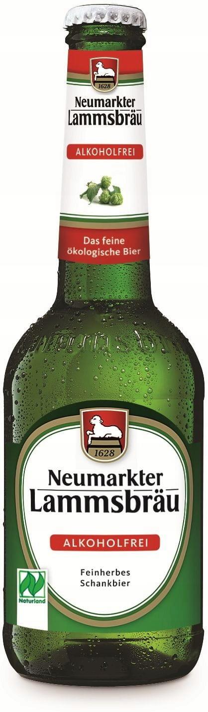 Био безалкогольное пиво 330 мл - Neumarkter Lammsbrau