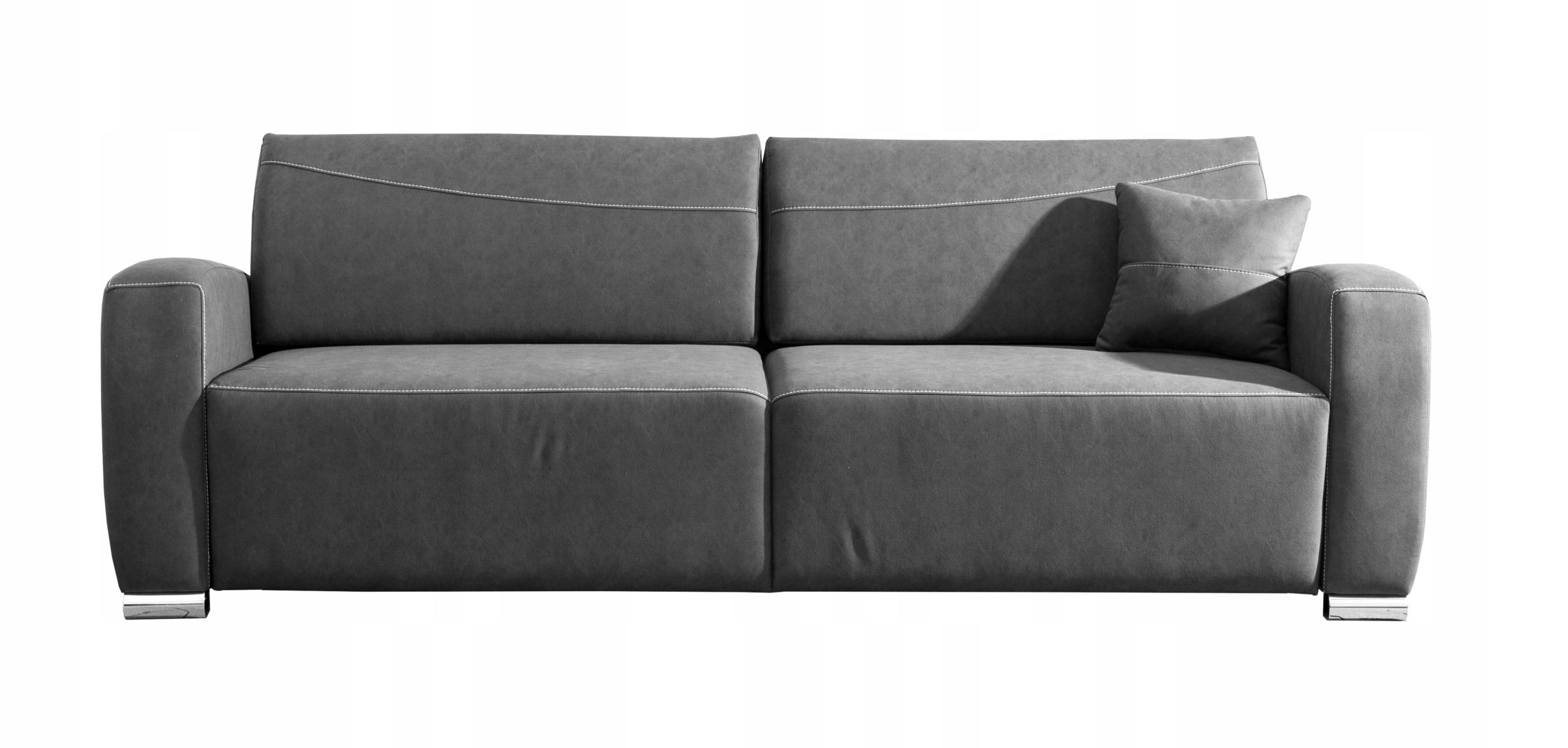 RENO LUX stilvolles Sofa für das Wohnzimmer / f. Schlaf / Farben Kollektion ELN57
