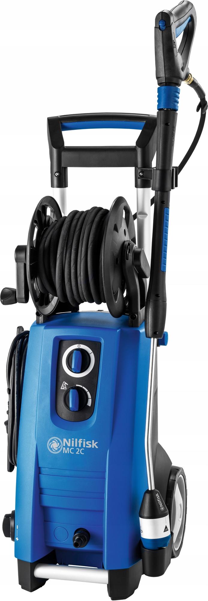 Моечная машина высокого давления zimnowodna Nilfisk MC 2C-120/520