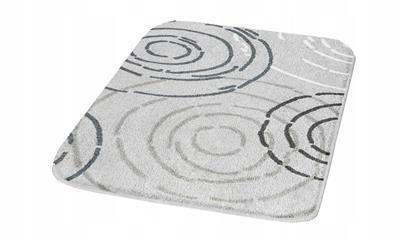 Kúpelňový koberec Splash 60x90 sivý KVALITA!