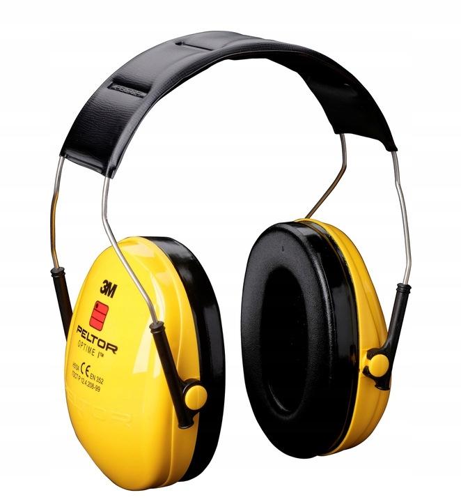 Nauszniki Ochronniki Słuchu 3M H510A z Pałąkiem