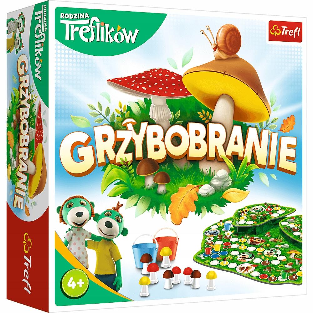GRA - Grzybobranie Rodzina Treflików 02035
