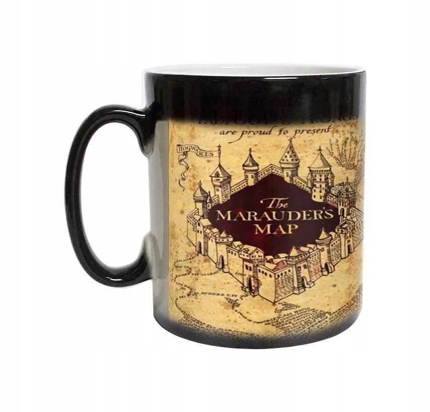 Magic Mug Harry Potter Mapa Huncwotów a GTA 5