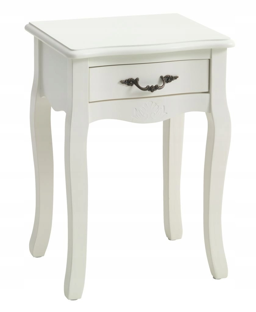 Nočná stolík retro zásuvková spálňová skrinka