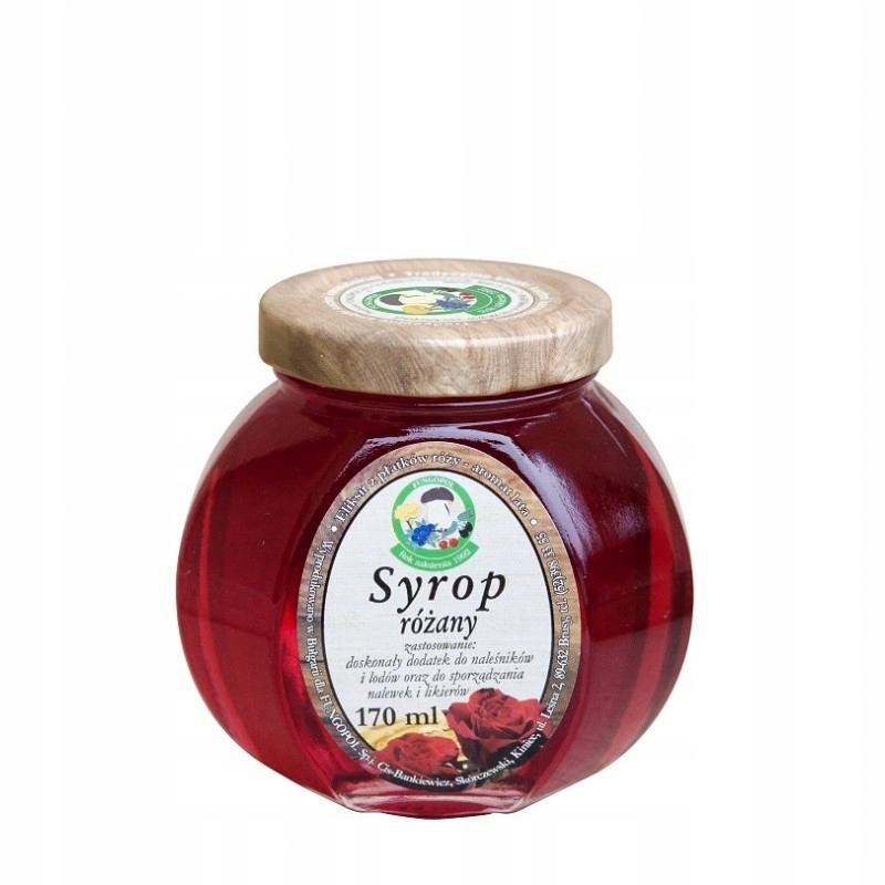 Роза сироп 170мл Фунгопол
