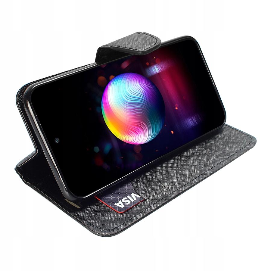 Etui Fancy Portfel + SZKŁO do Xiaomi Mi 10 Lite 5G Kod producenta 2D22A