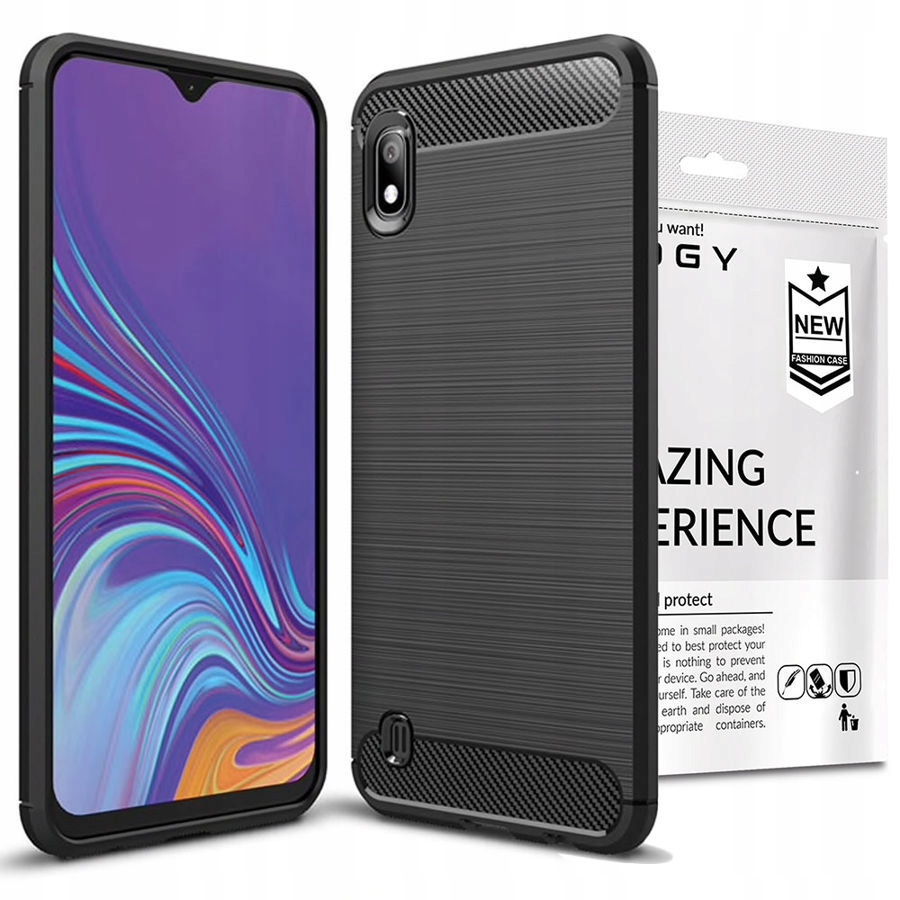 Etui Alogy Karbon Armor Case Do Samsung Galaxy A10