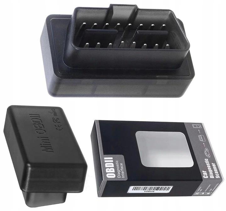 Interfejs ELM 327 BT 2.0 OBD Chip PIC18F25K80 v1,5