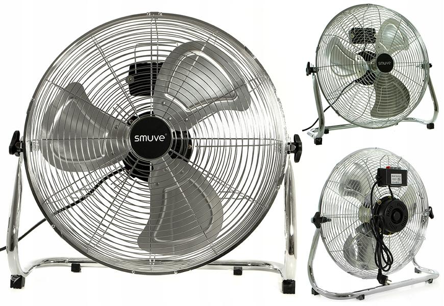Вентилятор циркуляционный напольный 100W Windmill Strong