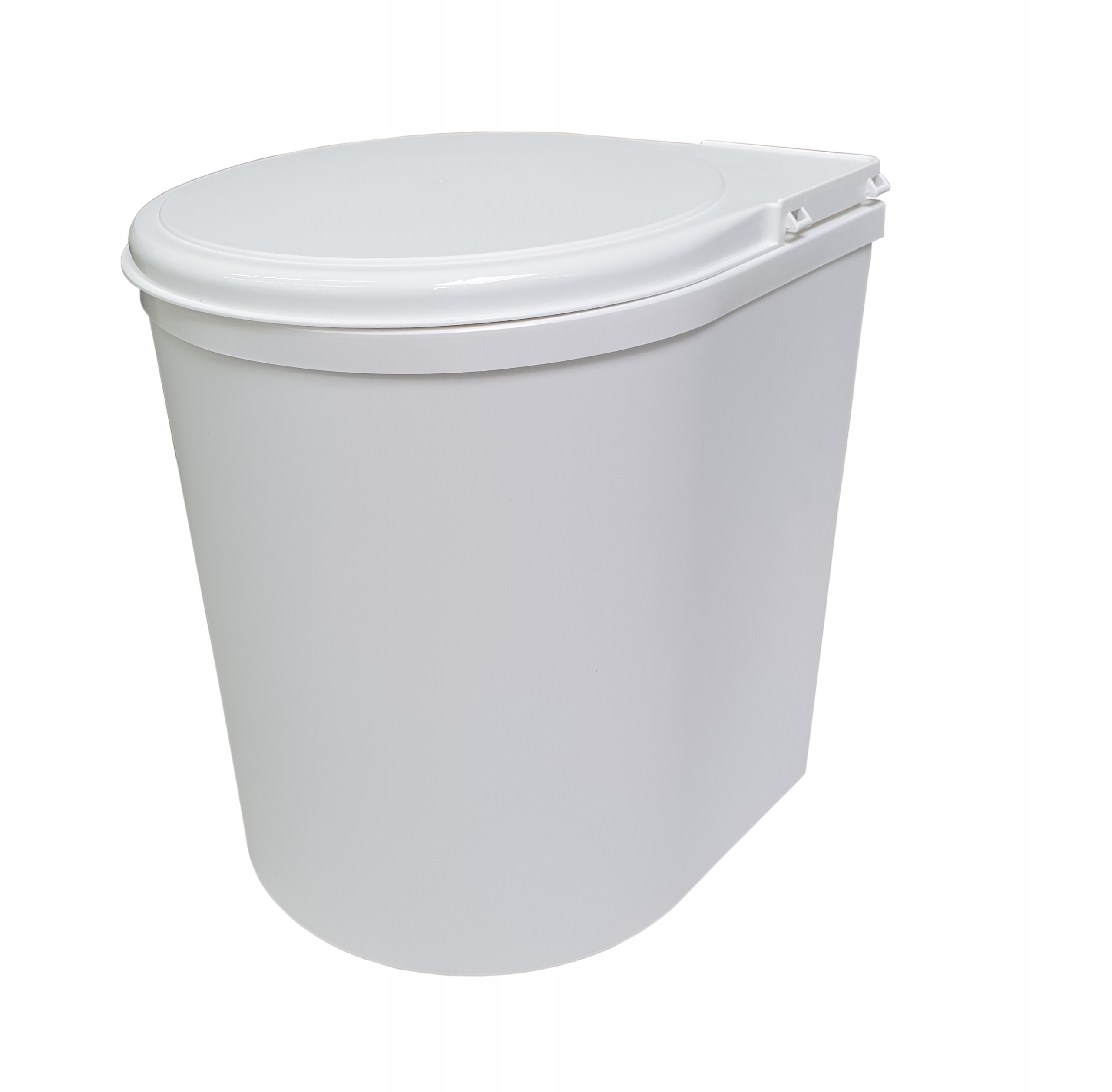 Automatický zásobník na odpadky 13 l BIELY