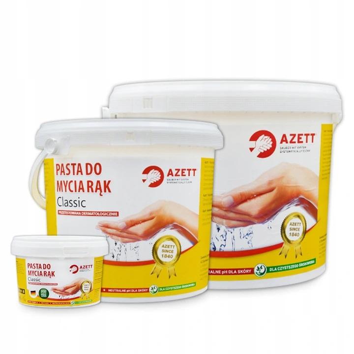 Pasta BHP do mycia rąk - AZETT CLASSIC 10L Marka inna