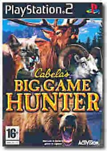 Cabela ' s's Big Game Hunter PS2 Cabelas