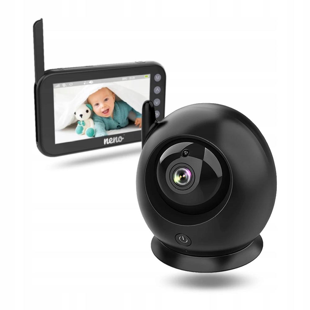 Niania Elektroniczna Neno Nero Kamera
