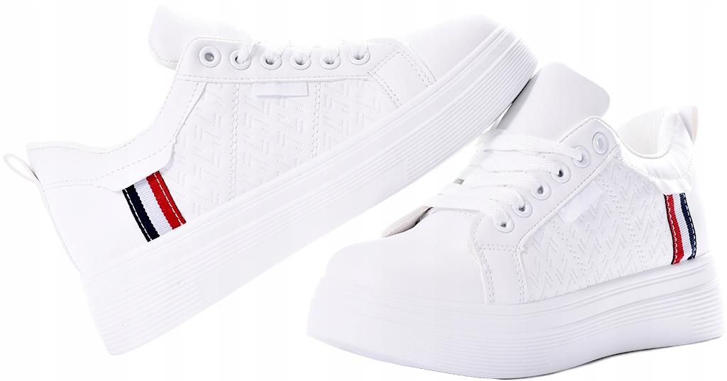 Buty Damskie Sneakersy adidasy CARLA +GRATIS