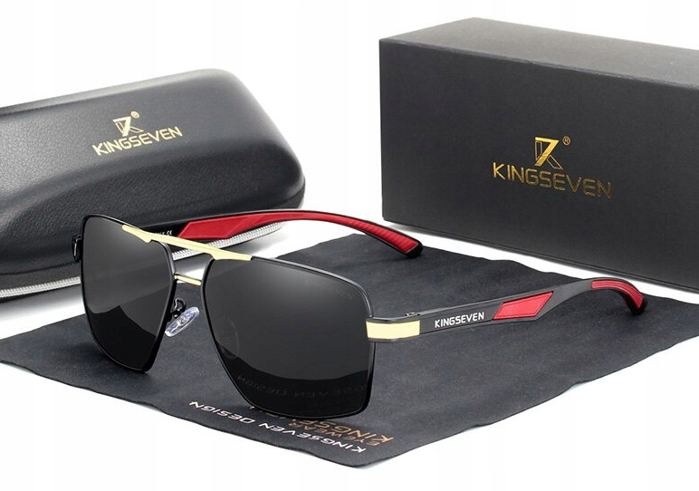 Поляризованные очки пилотов авиаторных драйверов