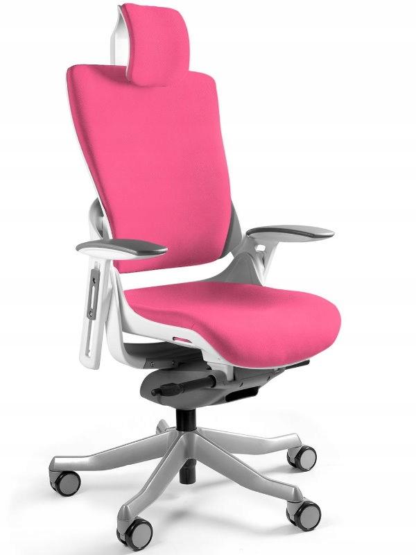 Ergonomické otočná stolička WAU 2 BL401 FIALOVÁ