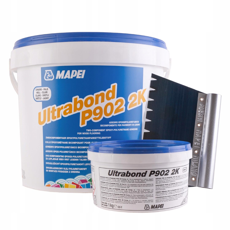 Klej MAPEI ULTRABOND P902 2K (A+B) 10kg + SZPACHLA