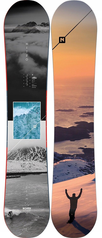 snowboard Nitro Team Wide Expozície - Rôzne