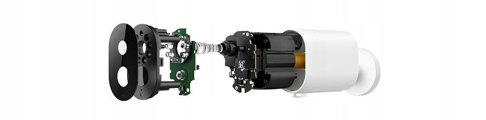 IMILAB Kamera IP FHD ZEWNĘTRZNA CHMURA DETEKCJA Klasa szczelności kamery IP66