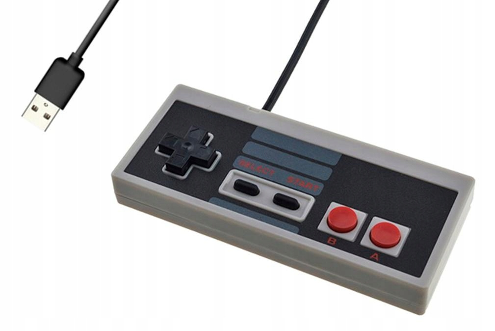 Item Pad USB PC controller retro, like the NES ! NEW ! [Th]