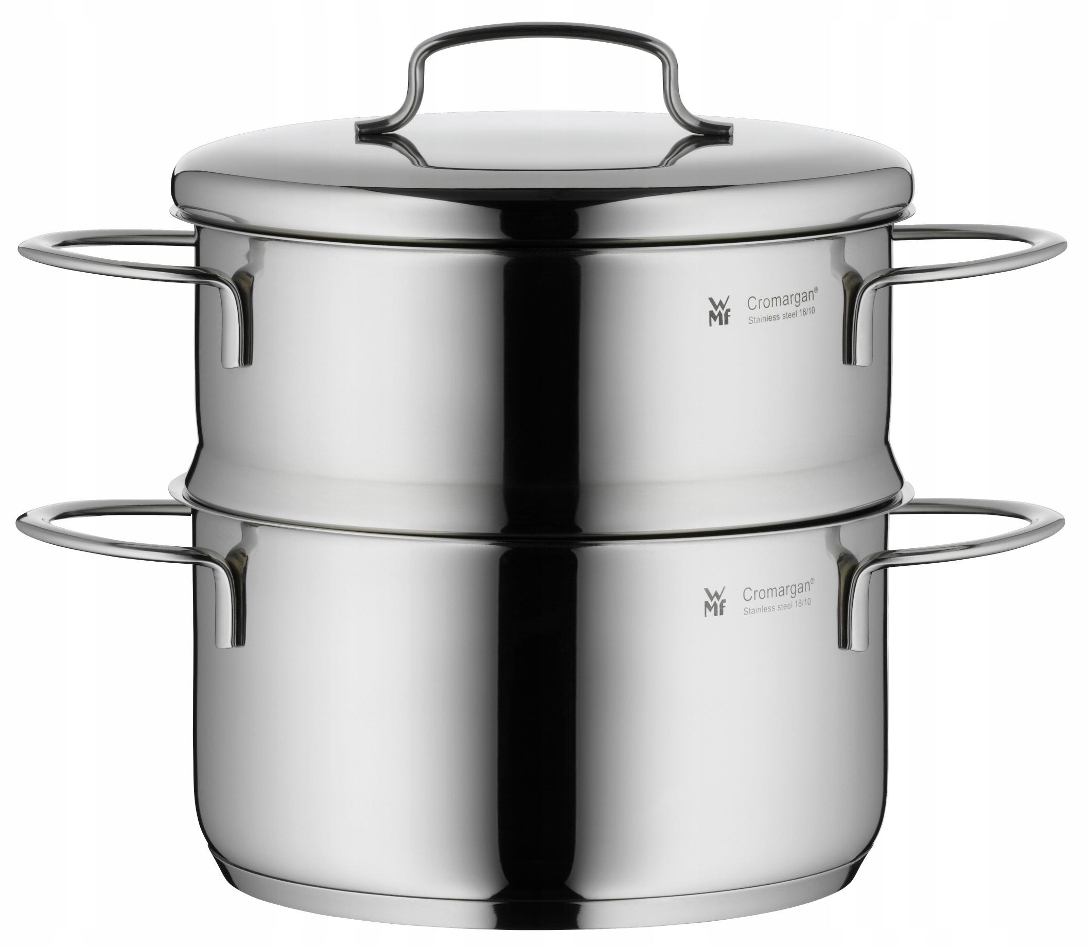WMF Garnek Mini do gotowania na parze 16cm 1,5l