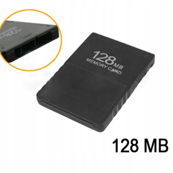 Nová pamäťová karta 128 MB pre Playstation 2